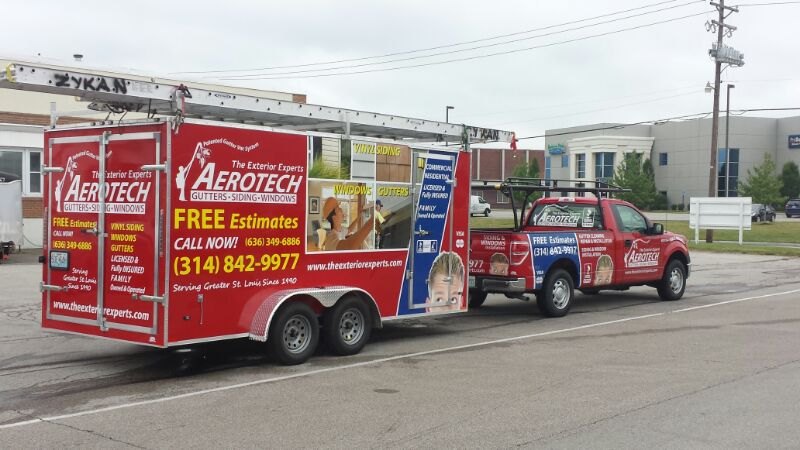 Home | Aerotech: The Exterior Experts - St  Louis, MO
